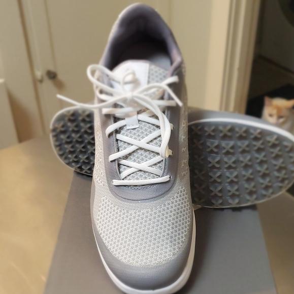 Adidas Alphaflex Sport Spineless Golf Shoe